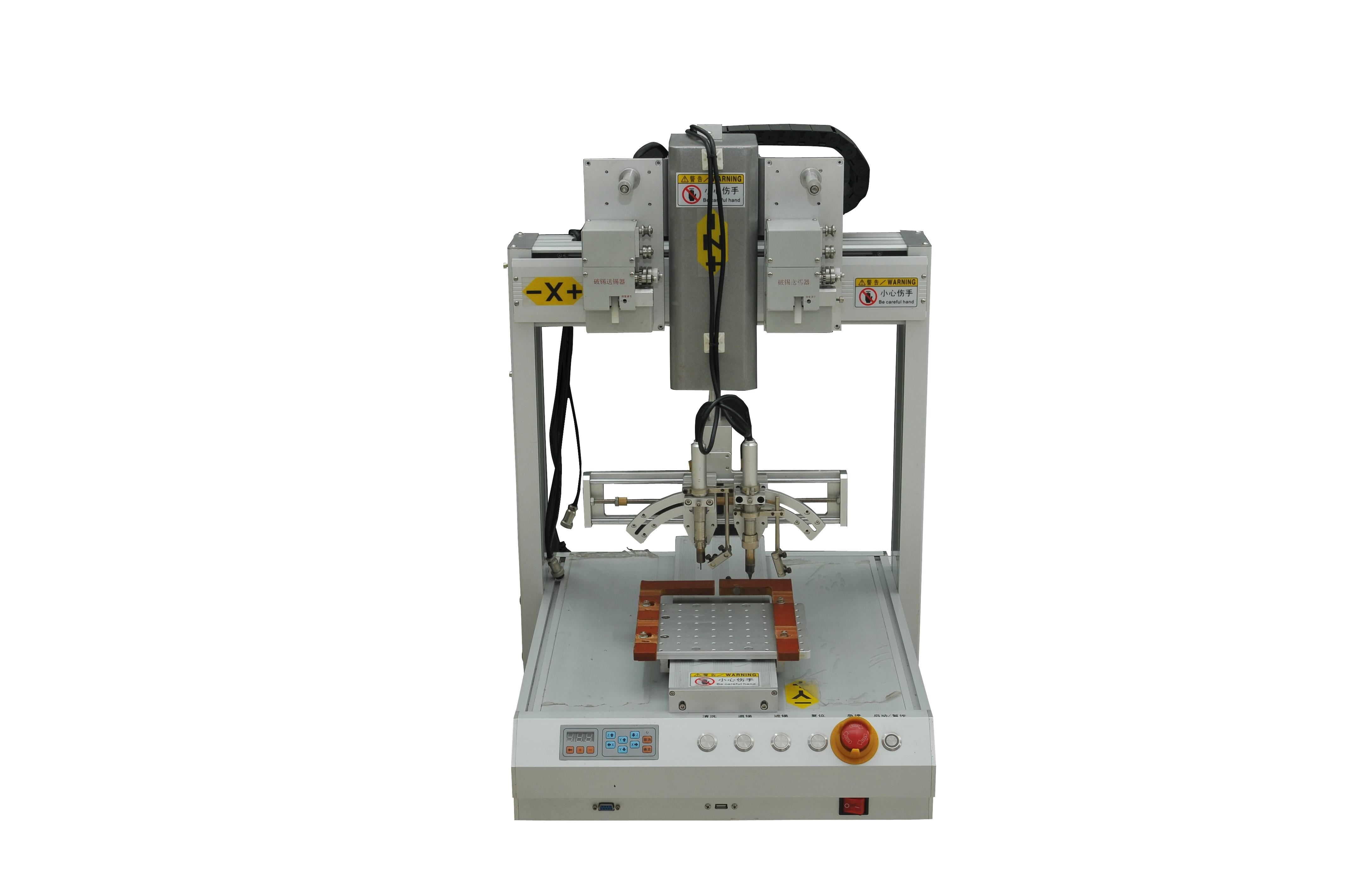 电路板平台焊锡机